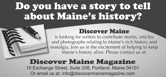 Story-to-Tell about Maine
