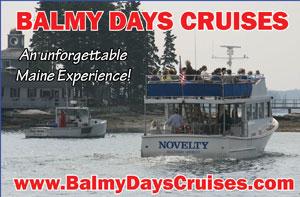 Balmy Days Cruises