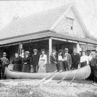 mctrickeys-cottage Stella White Maine