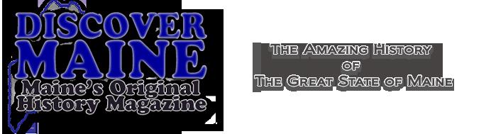 logo Discover Maine Magazine